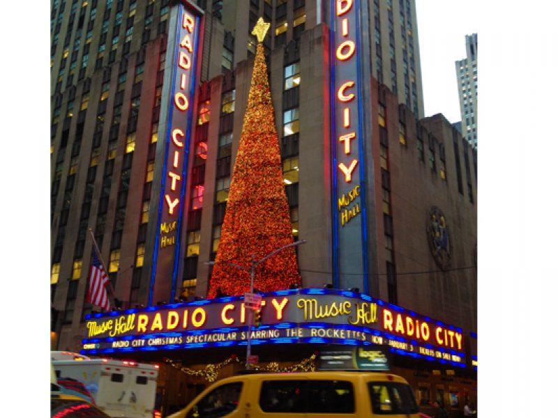 Radio City Music Hall(ラジオシティミュージックホール)