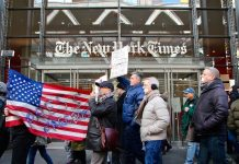 free press rally