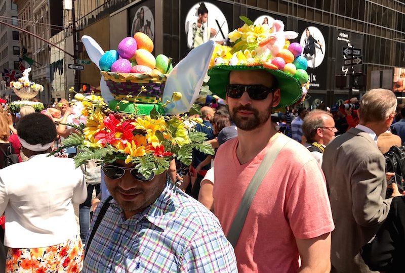 Easter Parade and Easter Bonnet Festival