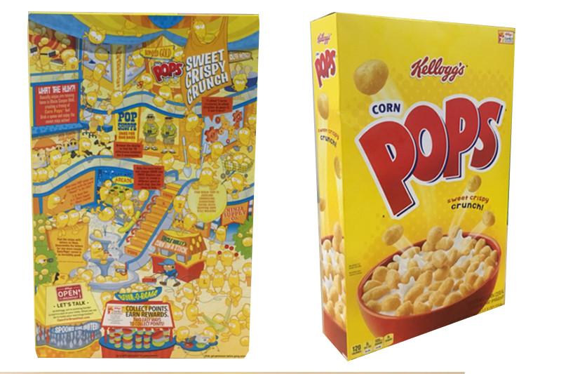 kelloggs corn pop artwork