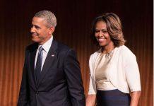 Netflix オバマ前大統領夫妻